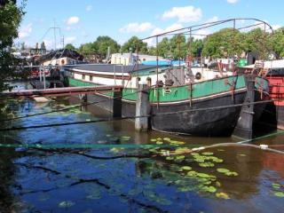 Luxurious houseboat on river Amstel - Vertrouwen - Amsterdam vacation rentals