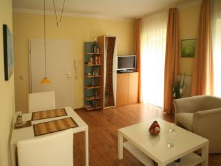 Vacation Apartment in Heringsdorf, Mecklenburg-Vorpommern - 470166 sqft, centrally, only 3 min. to the… - Usedom Island vacation rentals