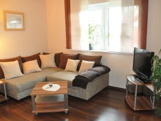 Vacation Apartment in Pottum - 807 sqft, quiet, new, high-quality (# 5451) - Herborn vacation rentals
