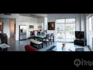Modern Two Bedroom Loft in Downtown Miami**Newly Discounted for April - August** - Coral Gables vacation rentals