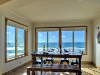 Oceanfront Home-Beachfront on Private Sandy Beach! - Oceanside vacation rentals