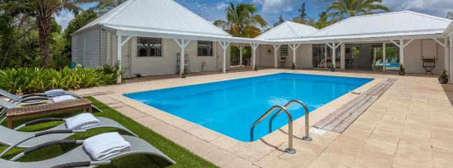 SPECIAL OFFER: St. Martin Villa 130 Very Comfortable, Secluded And Within Easy Reach Of The Beautiful Terres Basses Beaches. - Image 1 - Terres Basses - rentals