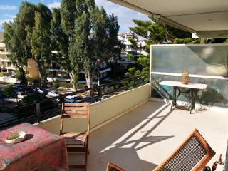 A modern, central, cozy, architect's flat, by sea - Glyfada vacation rentals