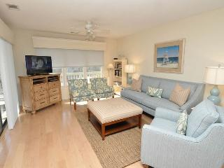 12 Beachside-Pretty 3 Bedroom Beach Home in South Beach Marina Area. Sleeps6 - Hilton Head vacation rentals