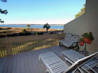 1457 Sound Villas - This very spacious waterfront villa has two living areas, - Hilton Head vacation rentals