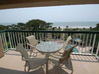 504 Barrington Arms- 5th Floor Oceanfront Villa! - Hilton Head vacation rentals