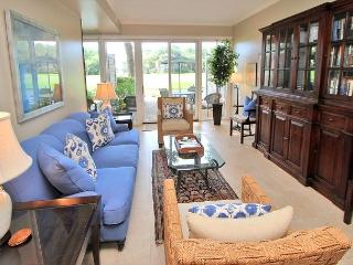 189 Twin Oaks - Beautiful 2 Bedroom Townhouse on the Harbour Town Golf Course - Hilton Head vacation rentals