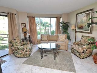 3121 Villamare - 1st Floor beautifully furnished w/ courtyard views. - Hilton Head vacation rentals