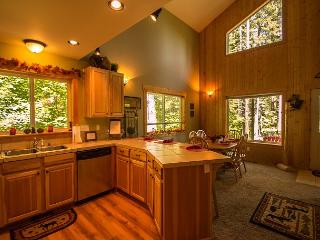 Brighton Chalet,  home away from home 20 mins from Leavenworth Village. - North Cascades Area vacation rentals