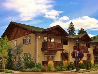 Bavarian Mountain Suite, luxurious downtown Leavenworth condo - Leavenworth vacation rentals