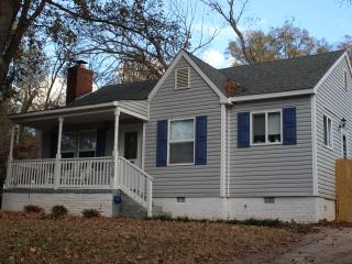 South End/Wilmore -Cute and Cozy 2/1 - Charlotte vacation rentals