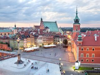 Piwna B&B - Old Town Warsaw - Central Poland vacation rentals