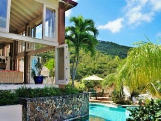 Stunning 2 Bedroom Villa in Tortola - British Virgin Islands vacation rentals