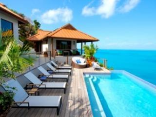 Tremendous 5 Bedroom Villa in Tortola - West End vacation rentals