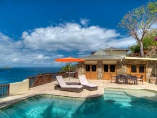 4 Bedroom Oceanfront Villa in Tortola - Nail Bay vacation rentals