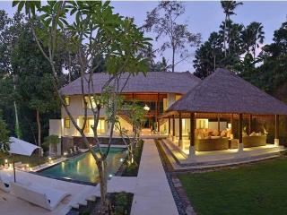 Jewel, Lux 5BR stunning villa in nature, Canggu - Cepaka vacation rentals