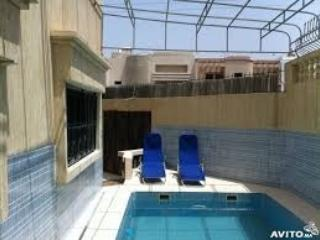 Pool - Luxury large modern villa with private pool ,sauna ,jacuzzi  in agadir near beach ,, - Agadir - rentals