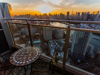 Tokyo Tower, Mr Fuji Ginza view 4 - Chuo vacation rentals