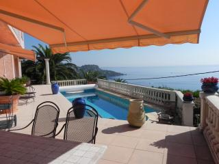 Beautiful Sea View Villa near Cannes Cote d'Azur - Miramar vacation rentals