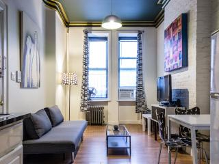 Trendy 1 BR in the Heart of the East Village - New York City vacation rentals