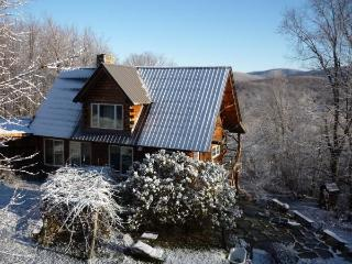 HICKORY RIDGE VERMONT LOG CABIN - Arlington vacation rentals