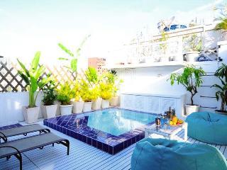 penthouse with pool in  copacabana rio de janeiro - Rio de Janeiro vacation rentals