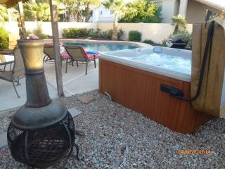 Luxury 4 Bed, 3 Bath, Heated 40' Diving Pool & Spa - Scottsdale vacation rentals