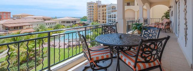 SPECIAL OFFER: St. Martin Villa 428 A Beautiful View Overlooking The Pool Area And Marina Of Porto Cupecoy. - Cupecoy vacation rentals
