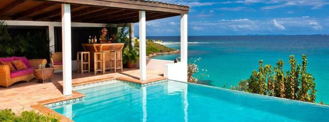 SPECIAL OFFER: Anguilla Villa 94 Nestled On Three Acres Of Lush Tropical Gardens Where A 17th Century Dutch Fort Once Stood. - Sandy Hill Bay vacation rentals