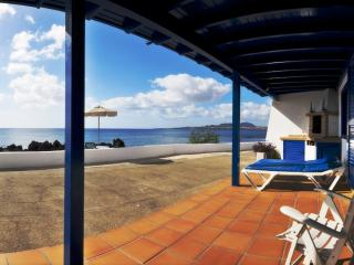 Casita Coral  with sea views 10 meters from the sea ! - Punta Mujeres vacation rentals