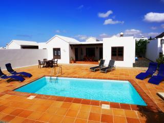 Villa LanzaroreSun with sea views and private Pool - Playa Blanca vacation rentals
