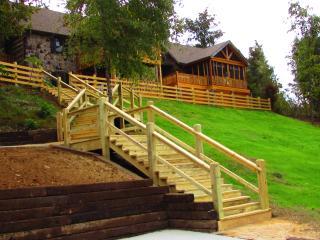 1850's Log Cabin, Historic Charm, Modern Amenities - Alabama Mountains vacation rentals