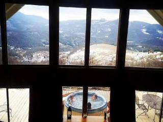 Million Dollar View / Amazing Cabin/ Hot tub/ Wifi - Beech Mountain vacation rentals