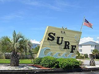Surf Condos 223, 918 N New River Dr, Surf City, NC, Ocean View - Surf City vacation rentals