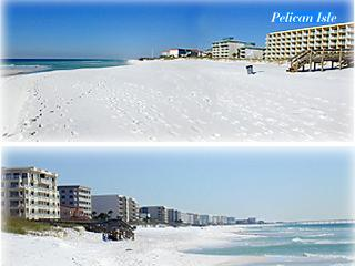 Pelican Isle 304,Gulf Front,Platinum Condo,Save $$ - Fort Walton Beach vacation rentals