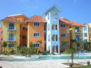Blue fish condo-One step to the ocean - Sosua vacation rentals