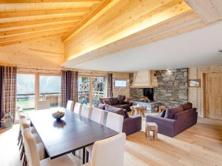 Chalet with view of the mountains and the valley - Les Deux-Alpes vacation rentals