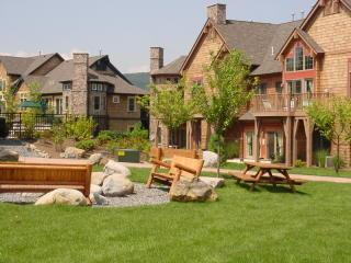 GATED BLACK CREEK SANCTUARY - 1 BR LUXURY CONDO - Vernon vacation rentals