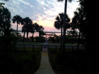 Bella Luna Villa-River and Beach Living - Florida Central Atlantic Coast vacation rentals