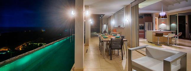 St. Martin Villa 517 Brand New, Ultra Modern 2 Bedroom Villa Situated In The Heights Of Orient Bay With A Spectacular Sunrise Oc - Orient Bay vacation rentals