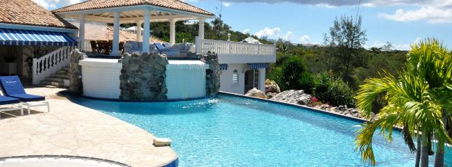 SPECIAL OFFER: St. Martin Villa 121 Just Steps Away From The Beautiful Unspoiled Beach Of Plum Bay. - Image 1 - Terres Basses - rentals