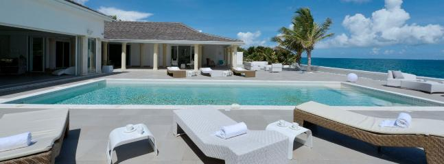 Villa La Perla Palais SPECIAL OFFER: St. Martin Villa 136 Located On One Of The Most Coveted Stretches Of Beach In St. Martin, O - Baie Rouge vacation rentals
