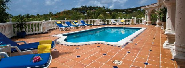 SPECIAL OFFER: St. Martin Villa 154 Beautiful Deluxe Villa Within Walking Distance Of Orient Beach, The St. Tropez Of The Caribbean. - Image 1 - Orient Bay - rentals
