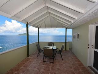 Secluded Oceanfront Getaway! Penthouse Studio - East End vacation rentals