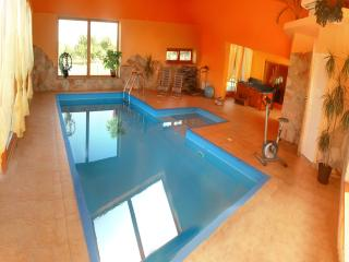 Wellness villa with pool, jacuzzi and sauna for 12 - Siofok vacation rentals
