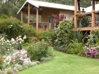 LAKESIDE GARDEN RETREAT - Pemberton vacation rentals