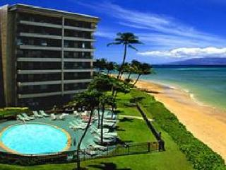 DIRECT OCEAN FRONT W/ AMAZING ISLAND VIEWS - Lahaina vacation rentals