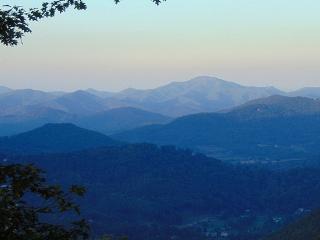 Best View in Maggie Valley 4400' 180% View - Maggie Valley vacation rentals