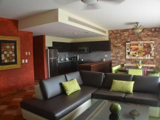 Luxury 3 bedroom, 5 bathroom resort penthouse! - Playa del Carmen vacation rentals