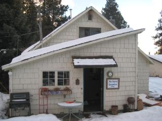 The Little House in the BX - Silver Star Mountain vacation rentals